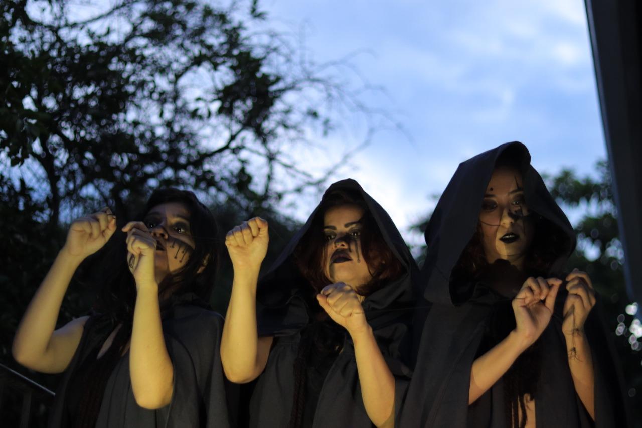 """ESTRENO """"MOIRAS"""" – Colectivo Utopía  Adaptación del libro """"Laodamia y Protesilao"""" de Raúl Quintana"""